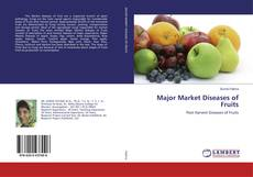 Couverture de Major Market Diseases of Fruits