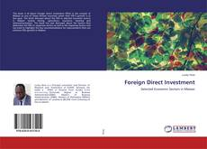 Bookcover of Foreign Direct Investment