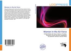 Bookcover of Women in the Air Force