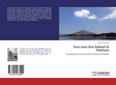 Portada del libro de Truc Lam Zen School in Vietnam