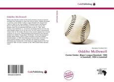 Bookcover of Oddibe McDowell
