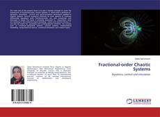 Copertina di Fractional-order Chaotic Systems
