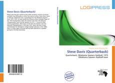 Steve Davis (Quarterback) kitap kapağı