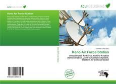Capa do livro de Keno Air Force Station