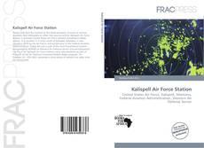 Capa do livro de Kalispell Air Force Station