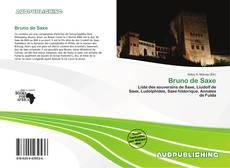 Capa do livro de Bruno de Saxe