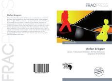 Portada del libro de Stefan Brogren