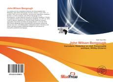Buchcover von John Wilson Bengough