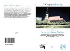 Capa do livro de Havre Air Force Station