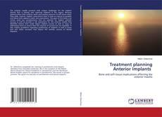 Buchcover von Treatment planning Anterior Implants