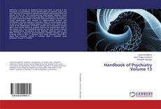 Capa do livro de Handbook of Psychiatry Volume 13