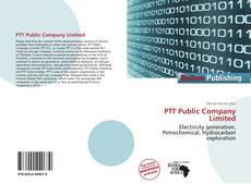 PTT Public Company Limited的封面