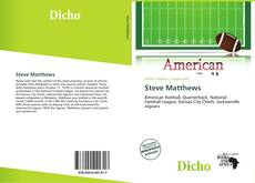 Bookcover of Steve Matthews