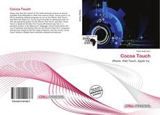 Bookcover of Cocoa Touch