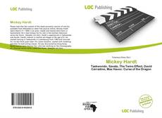 Bookcover of Mickey Hardt