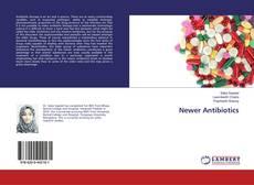 Capa do livro de Newer Antibiotics