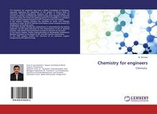 Buchcover von Chemistry for engineers