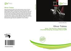 Bookcover of Oliver Tobias