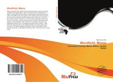 Bookcover of Westfield, Maine