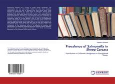 Prevalence of Salmonella in Sheep Carcass的封面