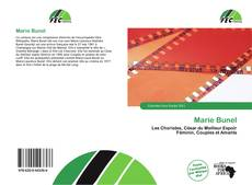 Bookcover of Marie Bunel