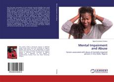 Couverture de Mental Impairmentand Abuse