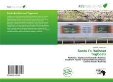 Copertina di Santa Fe Railroad Tugboats