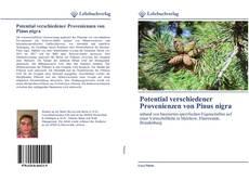 Обложка Potential verschiedener Provenienzen von Pinus nigra