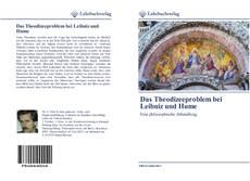 Bookcover of Das Theodizeeproblem bei Leibniz und Hume
