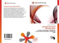 Buchcover von Joseph-Armand Bombardier
