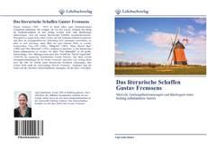 Portada del libro de Das literarische Schaffen Gustav Frenssens
