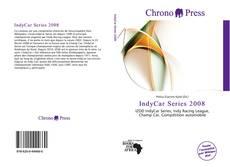 Buchcover von IndyCar Series 2008