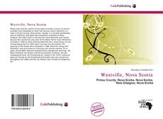 Bookcover of Westville, Nova Scotia