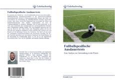 Portada del libro de Fußballspezifische Ausdauertests