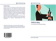 Bookcover of Onboarding