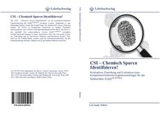 Bookcover of CSI – Chemisch Spuren Identifizieren!