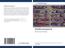 Bookcover of Behältermanagement