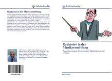 Bookcover of Orchester in der Musikvermittlung