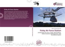 Capa do livro de Finley Air Force Station