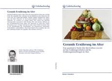 Capa do livro de Gesunde Ernährung im Alter