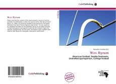 Capa do livro de Wes Byrum