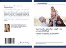 Couverture de Das Transtheoretische Modell - ein Literaturüberblick