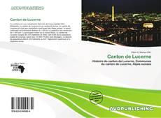 Buchcover von Canton de Lucerne