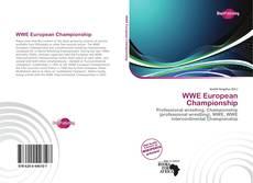 WWE European Championship kitap kapağı