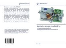 Borítókép a  Kritische Analyse des DRS 24 - hoz