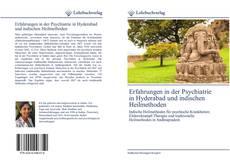 Erfahrungen in der Psychiatrie in Hyderabad und indischen Heilmethoden kitap kapağı