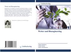 Bookcover of Wetter und Bioengineering