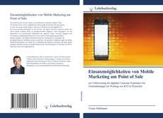 Обложка Einsatzmöglichkeiten von Mobile Marketing am Point of Sale