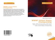 Bookcover of WWWF United States Championship