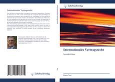 Bookcover of Internationales Vertragsrecht